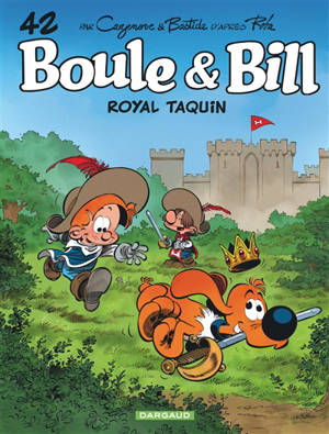 Boule et Bill. Volume 42, Royal taquin