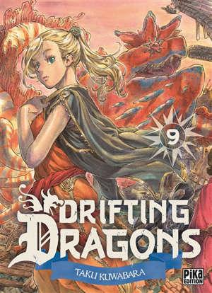 Drifting dragons. Volume 9