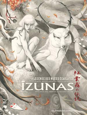Izunas : la légende des nuées écarlates : intégrale des premier et second cycles