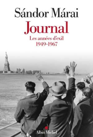 Journal. Volume 2, Les années d'exil : 1949-1967