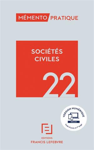 Sociétés civiles 2022