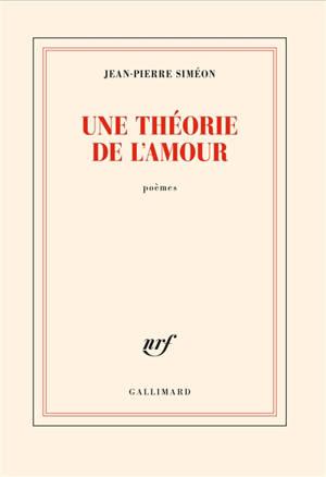Une théorie de l'amour