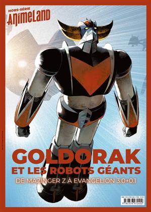 Anime land, hors série : le premier magazine de l'animation et du manga, Goldorak