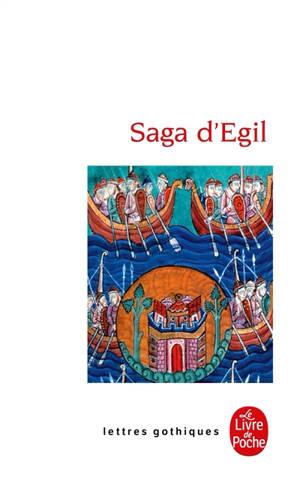 La saga d'Egil
