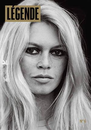 Légende. n° 6, Brigitte Bardot