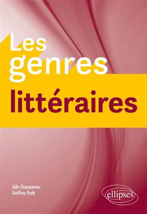 Les genres littéraires