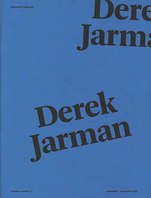 Pleased to meet you. n° 11, Derek Jarman