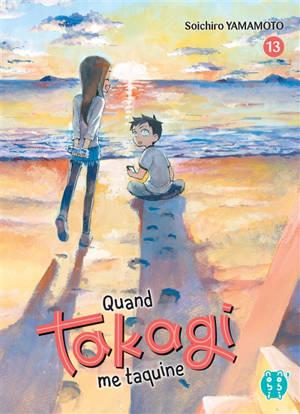 Quand Takagi me taquine. Volume 13