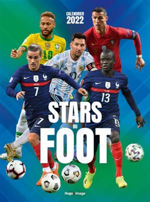Stars du foot : calendrier 2022