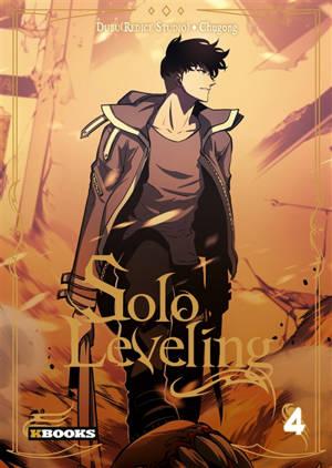 Solo leveling. Volume 4
