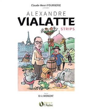 Alexandre Vialatte : strips