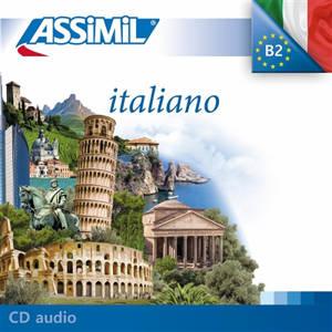 Italiano : B2 : 3 CD audio