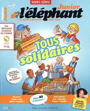 L'Eléphant junior : la culture générale en jeux, hors-série. n° 4