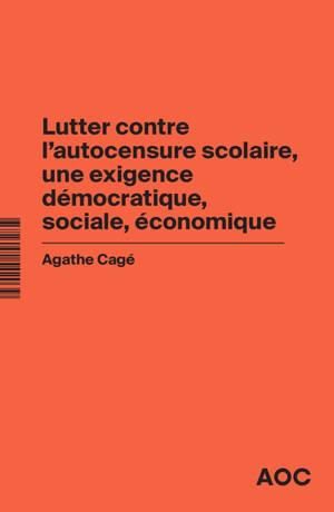 Lutter contre l'autocensure scolaire, une exigence démocratique, sociale, économique; Conjuguer ouverture sociale et excellence dans l'enseignement supérieur