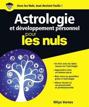 Astrologie et développement personnel pour les nuls