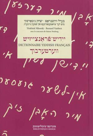 Dictionnaire yiddish-français