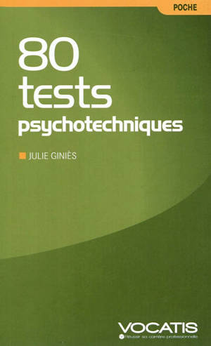 80 tests psychotechniques