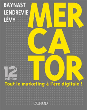 Mercator : tout le marketing à l'ère digitale