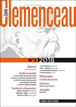 L'année Clemenceau. n° 2
