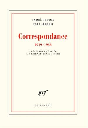 Correspondance : 1919-1938