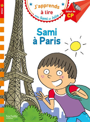 Sami à Paris : niveau 1, début de CP