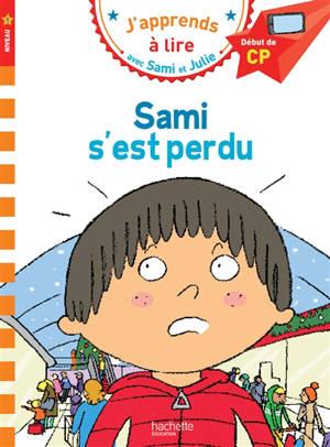 Sami s'est perdu : niveau 1, début de CP