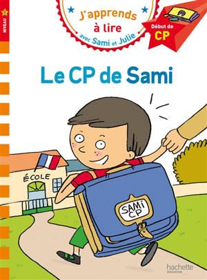 Le CP de Sami : niveau 1, début de CP