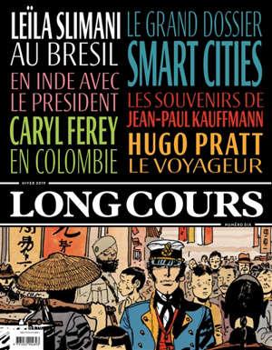 Long Cours. n° 10, Smart cities : villes du futur ?