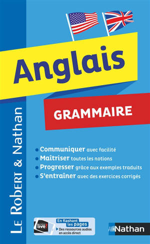 Anglais : grammaire