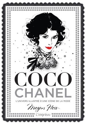 Coco Chanel : l'univers illustré d'une icône de la mode