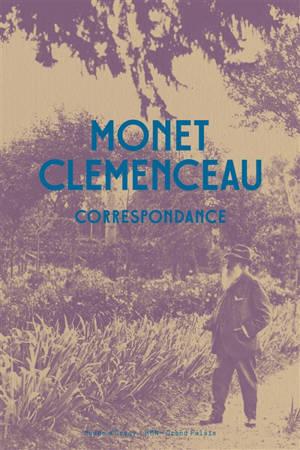 Monet Clemenceau : correspondance