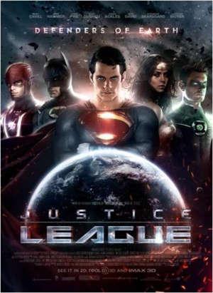 Justice league : dans les coulisses
