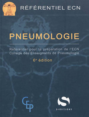Pneumologie : référentiel pour la préparation de l'ECN