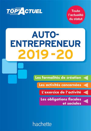 Auto-entrepreneur : 2019-20