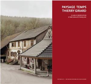 Paysage temps : 20 ans d'observation d'une ruralité française