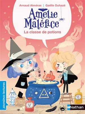 Amélie Maléfice, La classe de potions