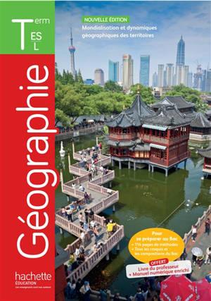 Géographie terminales L, ES : mondialisation et dynamiques géographiques des territoires