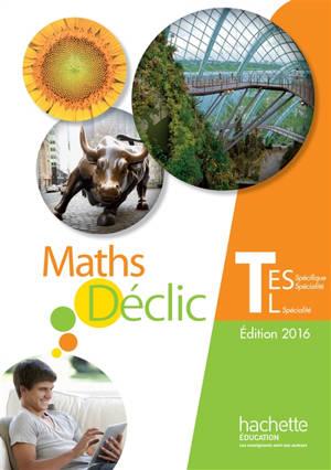Maths terminale ES spécifique et spécialité, L spécialité