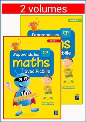 J'apprends les maths avec Picbille, CP : programmes 2016