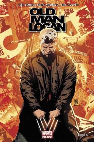 Old man Logan. Volume 5
