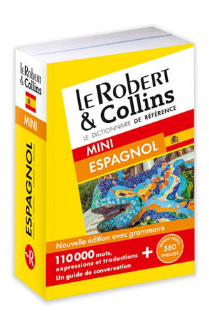 Le Robert & Collins mini espagnol : français-espagnol, espagnol-français