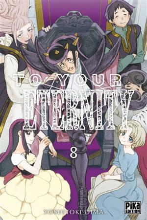 To your eternity. Volume 8