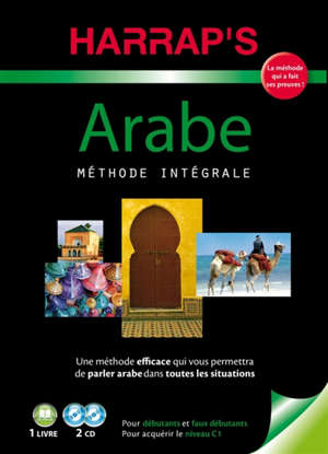Arabe, méthode intégrale