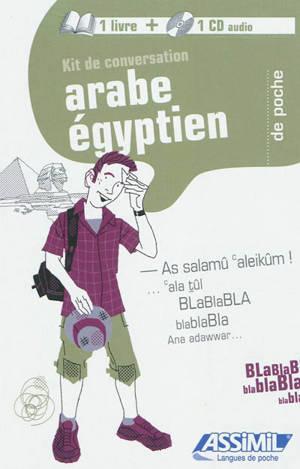 Arabe égyptien de poche : kit de conversation