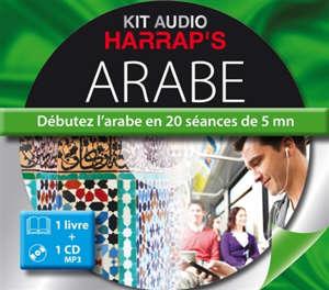 Arabe : débutez l'arabe en 20 séances de 5 mn