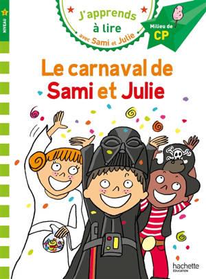 Le carnaval de Sami et Julie : niveau 2, milieu de CP