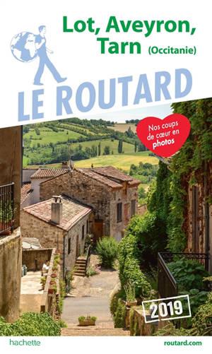 Lot, Aveyron, Tarn : Occitanie : 2019