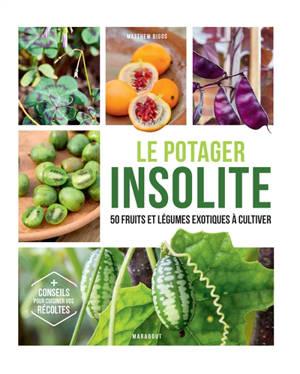 Le potager insolite : cultiver des fruits et légumes incroyables