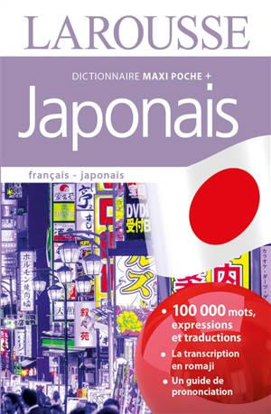 Dictionnaire maxipoche + japonais : français-japonais