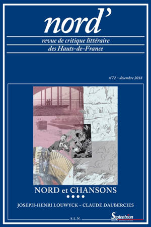 Nord'. n° 72, Nord et chansons